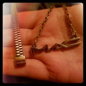 Mac Cosmetics employee necklaces bundle